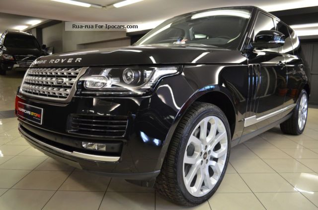 2013 Land Rover  Range Rover Vogue SDV8 Off-road Vehicle/Pickup Truck Used vehicle photo