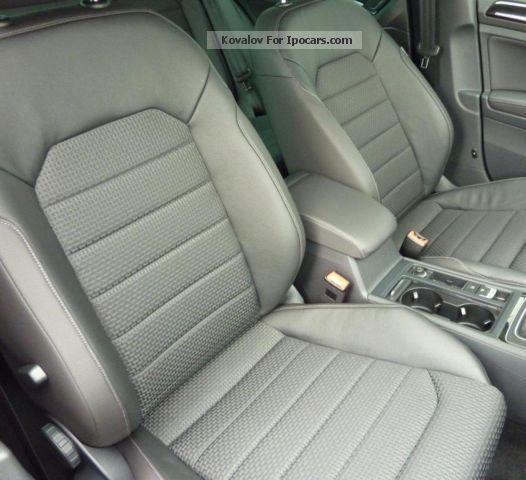 2012 Volkswagen 7 Golf BlueMotion T. Highline, 2.0 TDI