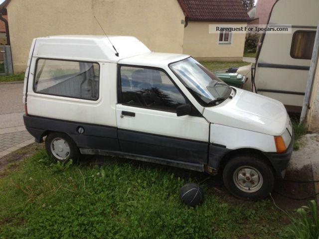 1996 Aixam  500 UT Estate Car Used vehicle photo