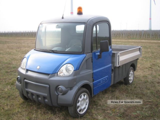 2009 Aixam  Aixam MEGA TRUCK MULTI MICROCAR Other Used vehicle photo