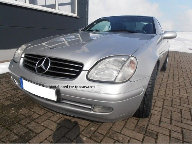 1998 mercedes benz slk 200 car photo and specs. Black Bedroom Furniture Sets. Home Design Ideas