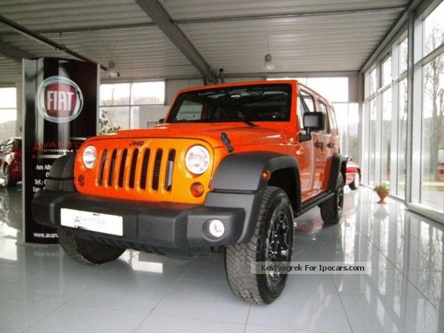 2013 Jeep  Wrangler Unlimited Hard Top 2.8 CRD automation Off-road Vehicle/Pickup Truck Used vehicle photo