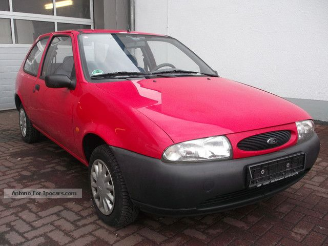 1996 ford fiesta 1 3 t v good condition 134tkm car photo and specs. Black Bedroom Furniture Sets. Home Design Ideas