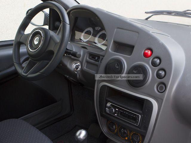 2011 Casalini M10 Ice - Car Photo and Specs
