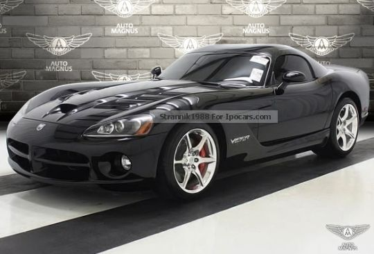 2010 Dodge  2009 Viper SRT10 8.4L - leather, climate Sports Car/Coupe Used vehicle photo