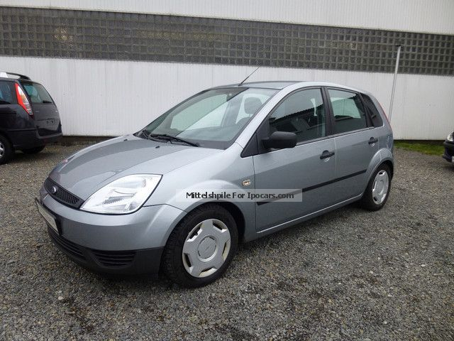 2004 Ford  Fiesta 1.4 5-door Futura Air Navi € 4 Small Car Used vehicle photo