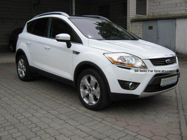 2010 ford kuga 2 0 tdci titanium panorama navi xenon. Black Bedroom Furniture Sets. Home Design Ideas