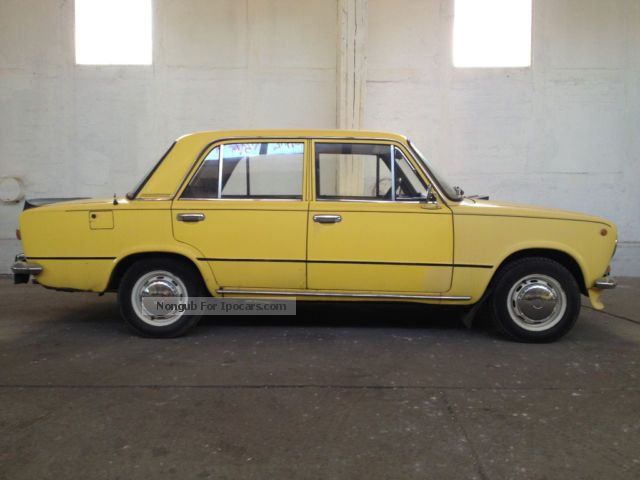 Lada  1201 from 1-HAND!! DDR vehicle 1978 Vintage, Classic and Old Cars photo