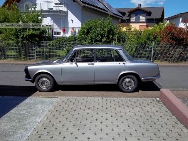 Talbot  simca 1500 1963 Vintage, Classic and Old Cars photo
