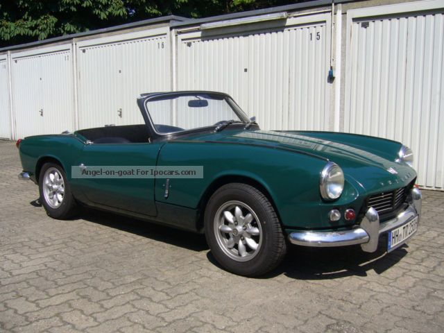 Triumph  Spitfire 1965 Vintage, Classic and Old Cars photo