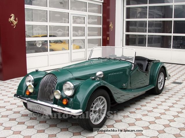 Morgan  +8 1971 Vintage, Classic and Old Cars photo