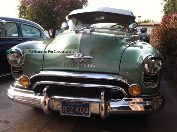 Oldsmobile  Futuramic 88 1950 Vintage, Classic and Old Cars photo
