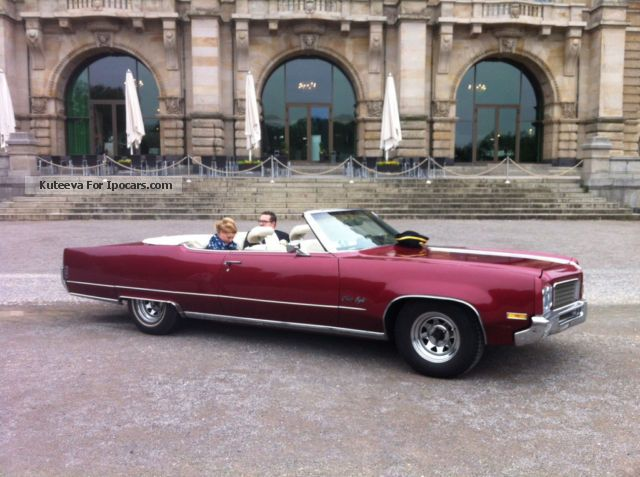 1970 Oldsmobile  98 Cabriolet / Roadster Classic Vehicle photo
