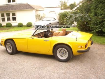 TVR  Other 1979 Vintage, Classic and Old Cars photo