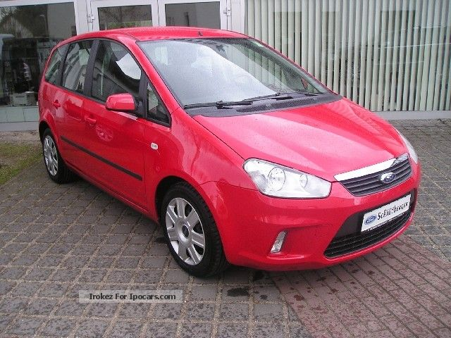 2012 Ford  C-Max 2.0 Style Auto \u0026 Air Van / Minibus Used vehicle photo