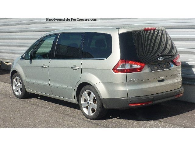 2009 ford galaxy tdci titanium car photo and specs. Black Bedroom Furniture Sets. Home Design Ideas