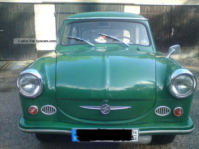 Trabant  500 1961 Vintage, Classic and Old Cars photo