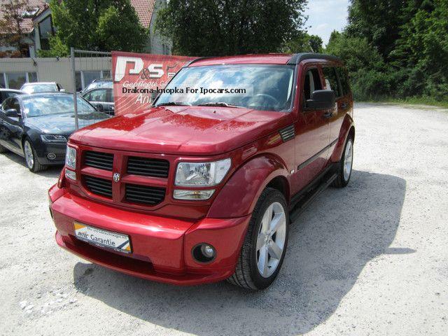 2009 Dodge  3.7 SXT Automatic Off-road Vehicle/Pickup Truck Used vehicle photo