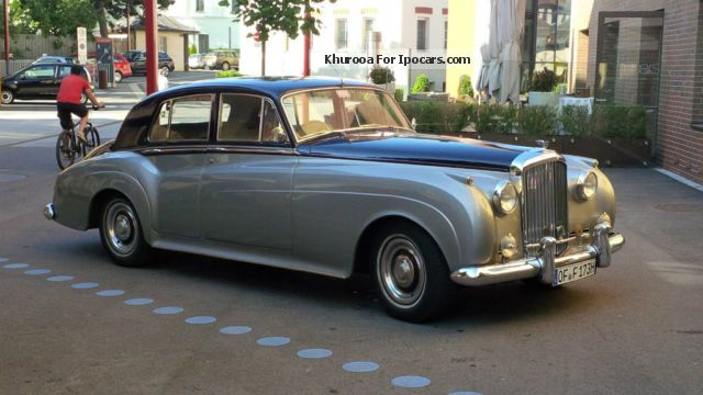 Bentley  S1 built in 1956 1956 Vintage, Classic and Old Cars photo