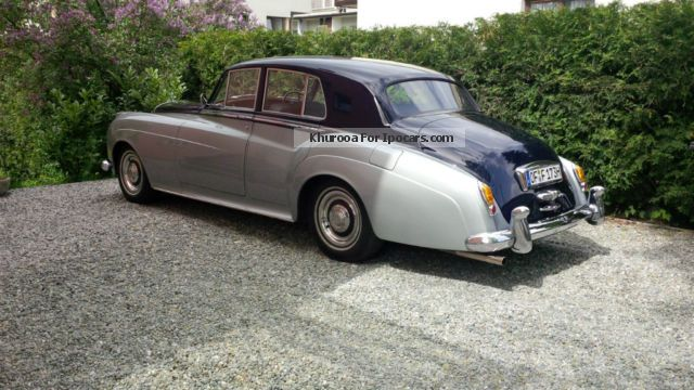 1956 bentley s1 built in 1956 car photo and specs. Black Bedroom Furniture Sets. Home Design Ideas