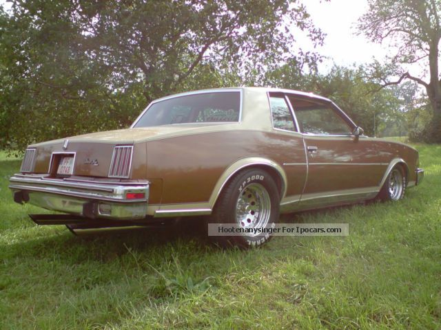 Pontiac  Grand Prix Sj 1979 Vintage, Classic and Old Cars photo