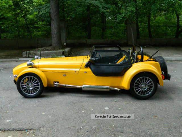 1992 Caterham Westfield SEiW - Car Photo and Specs