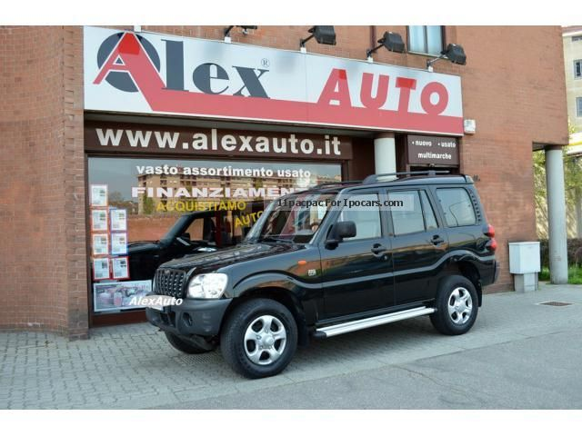 2011 Mahindra  Goa GOA CRD TURBO 4WD 2.5 DX Off-road Vehicle/Pickup Truck Used vehicle photo