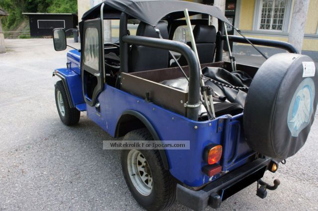 1994 Mahindra Max Truck Main Investigation New Car