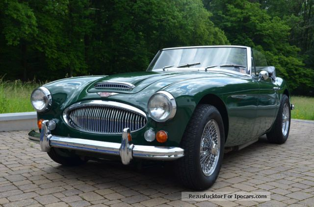 Austin Healey  3000 MK III OD 1968 Vintage, Classic and Old Cars photo