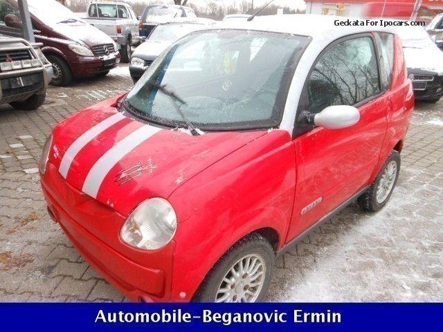 2004 Aixam  City Mega K 5 hp diesel Small Car Used vehicle photo