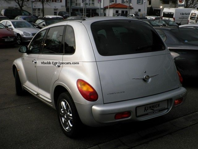 2002 chrysler pt cruiser 2 2 crd ltd route 66 car photo. Black Bedroom Furniture Sets. Home Design Ideas
