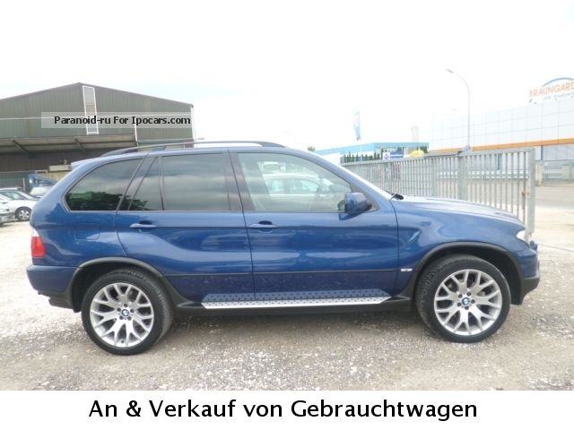 2006 bmw x5 3 0 d individual 117 000 km euro4 car photo and specs. Black Bedroom Furniture Sets. Home Design Ideas