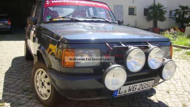 Wartburg  1.3 rally 1989 Race Cars photo