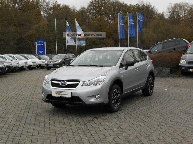 2012 Subaru  XV Estate Car New vehicle photo