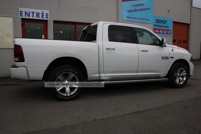 2013 dodge ram 2013 sport quad crew cab 4x4 hemi car photo and specs. Black Bedroom Furniture Sets. Home Design Ideas