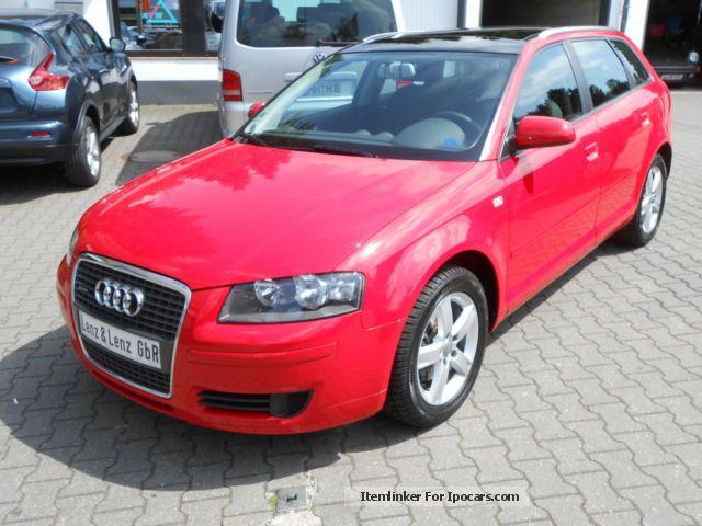 2012 Audi  A3 * 2.0 * II.HD OpenSky * quattro * Euro4 * guarantee * Saloon Used vehicle photo