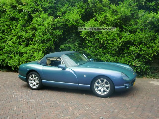 2003 TVR  Chimaera Cabriolet / Roadster Used vehicle photo