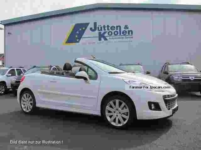 2012 Peugeot  Active 207 CC 1.6 VTI 120 - TOP PRICE! Cabriolet / Roadster New vehicle photo