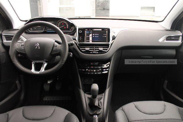 2013 Peugeot 208 Allure 120 Vti Heated Seats Parking