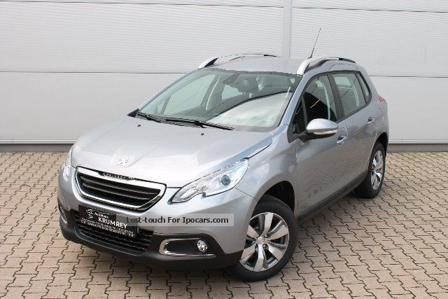 2013 Peugeot  2008 Active 82 VTI, Navi, 5 years quality Plus Small Car Pre-Registration photo