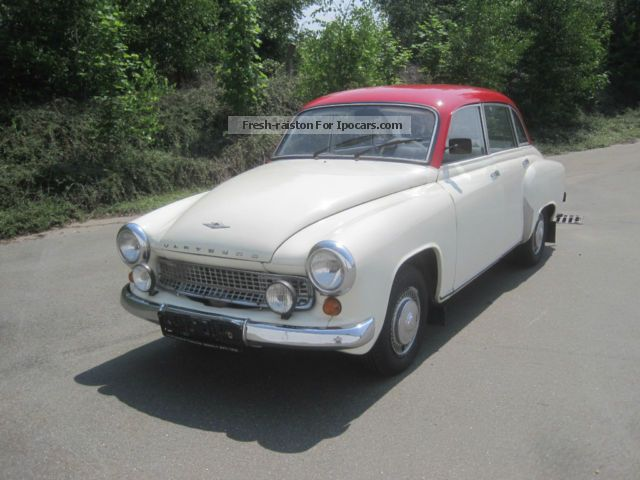 Wartburg  312 new MOT H flag 1964 Vintage, Classic and Old Cars photo