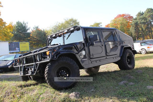 1995 Hummer  H1 Slant Back * unique appearance * German approval Off-road Vehicle/Pickup Truck Used vehicle photo