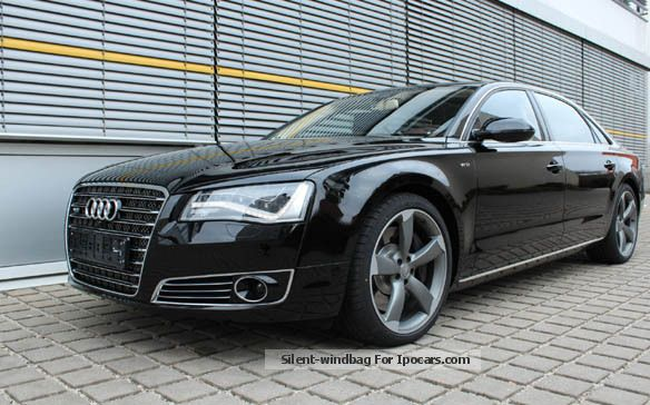 2012 Audi  A8 6.3 W12 NP LANG: 168000/Lounge/B \u0026 O / FondEnt / Coo Saloon Used vehicle photo