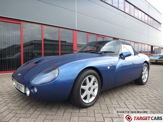 1994 Tvr Griffith 50l V8 500 Convertible Car Photo And Specs
