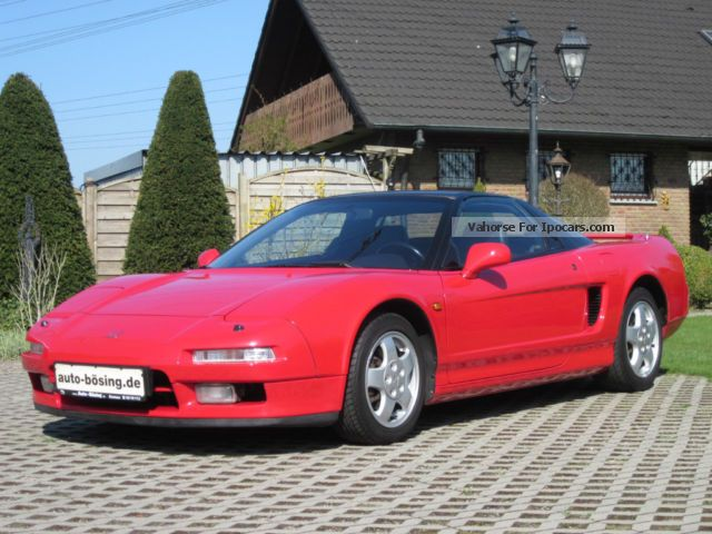 honda nsx car photo  specs