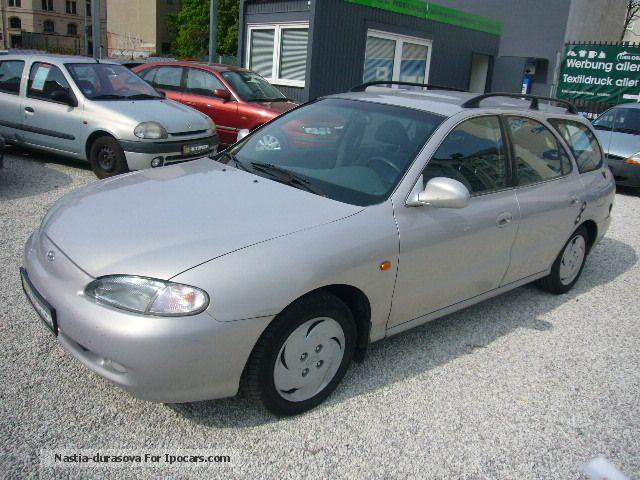 1998 Hyundai  Lantra Combi LPG air! Estate Car Used vehicle photo