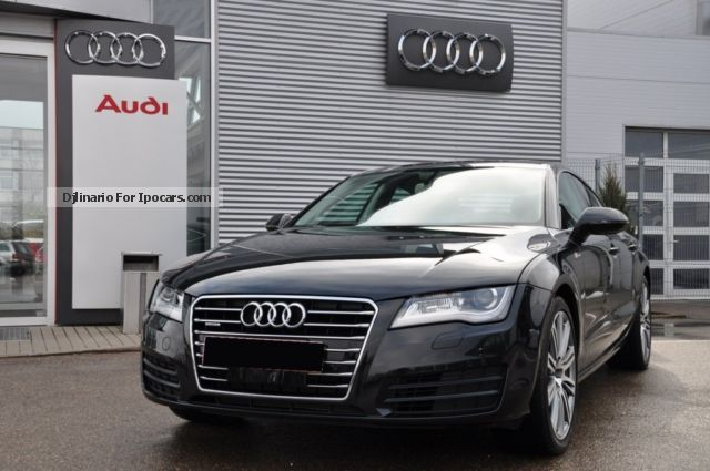 2012 Audi  A7 3.0 TFSI quattro S tronic Sports Car/Coupe Used vehicle photo