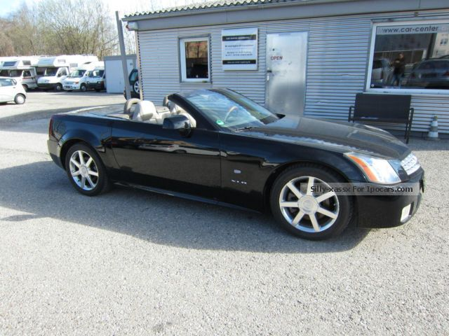 2006 cadillac xlr 4 6 v8 bulgari edition top. Black Bedroom Furniture Sets. Home Design Ideas