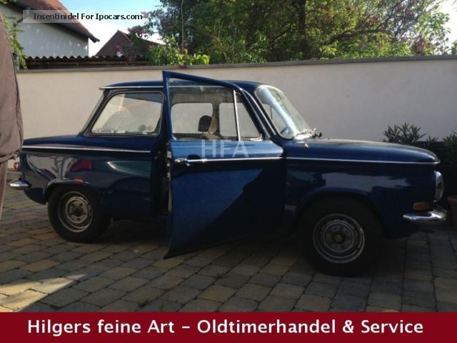 NSU  Prinz 4 great introduction oldie - Top Vehicle 1966 Vintage, Classic and Old Cars photo