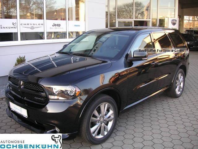 2012 Dodge  5.7HEMI Durango RT AWD (leather, xenon, el.SD) Off-road Vehicle/Pickup Truck New vehicle photo